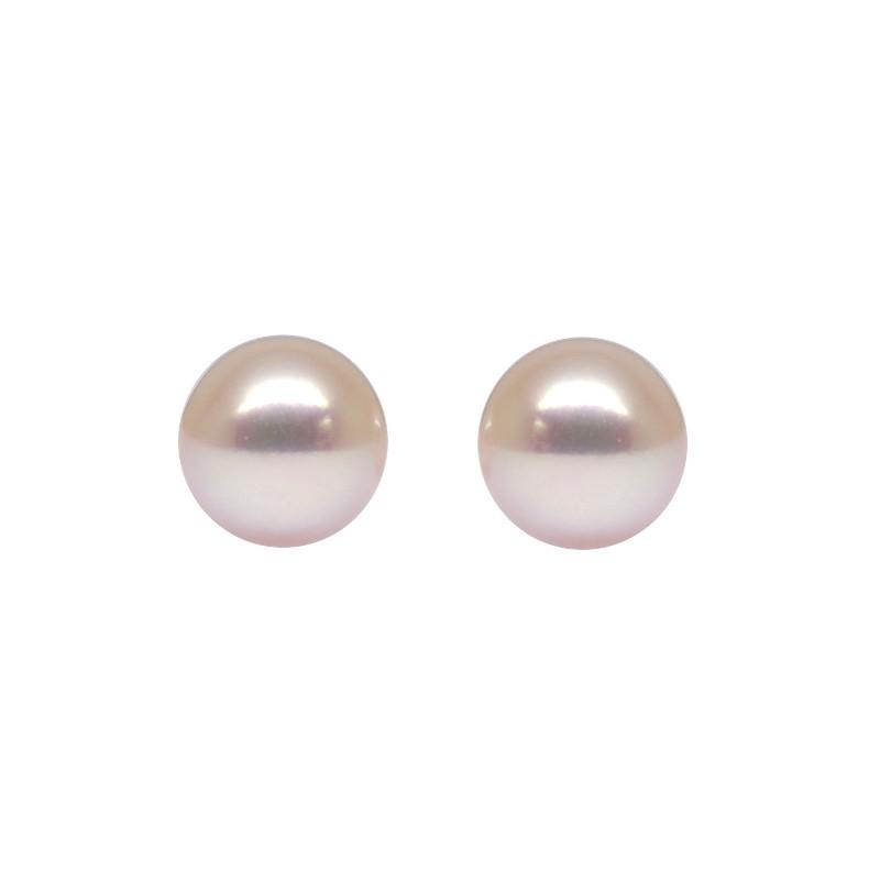 Pendientes perla 6 mm