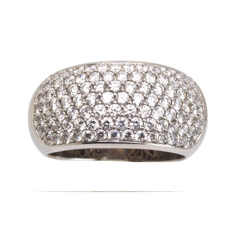 Pavé de diamantes