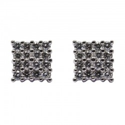 Pendientes de diamantes 0.80 Quilates